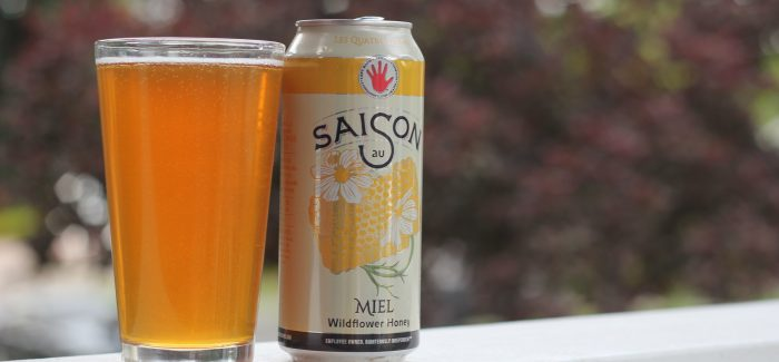 Left Hand Brewing Company Saison au Miel