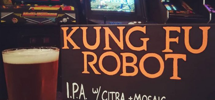 4th Tap Brewing Cooperative | Kung Fu Robot IPA