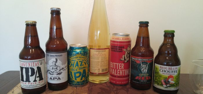 Beer Cocktail Recipe   Chaucer's Braggot Cocktail IPA Challenge