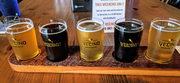 Vecino Brewing Company Celebrates Grand Opening with Cinco de Vecino