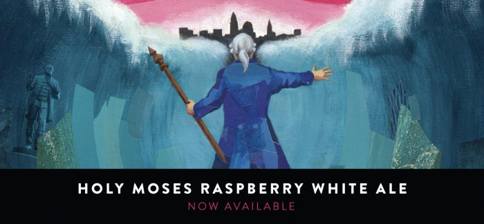 Great Lakes Brewing Company | Holy Moses Raspberry White Ale