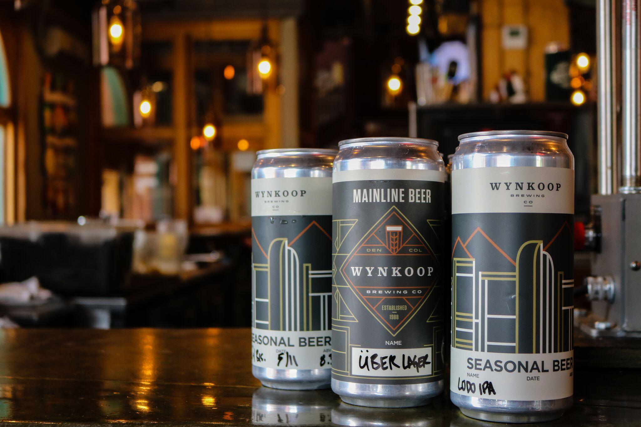 Wynkoop Brewing Company Now Offers 32 Ounce Cans