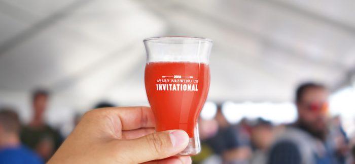 2018 Avery Invitational Glass