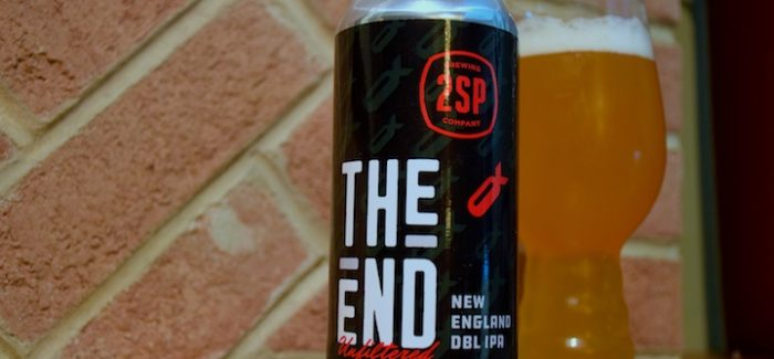 2SP Brewing Company | The End