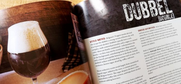 Book Review & Interview | Cheese & Beer
