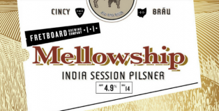 Fretboard Brewing Mellowship