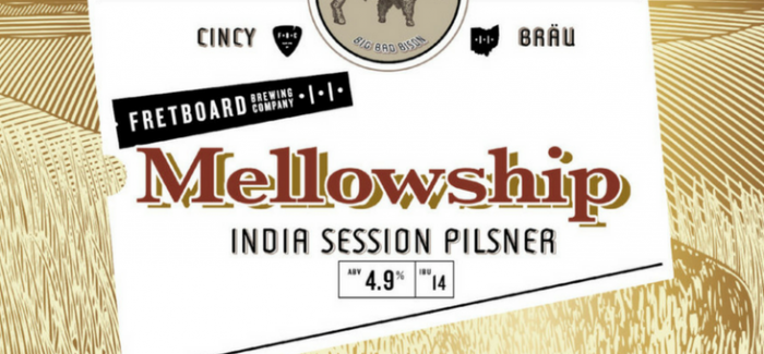 Fretboard Brewing Mellowship