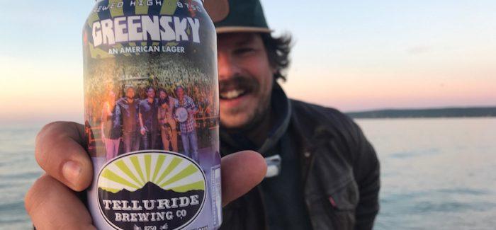 Telluride Greensky American Lager