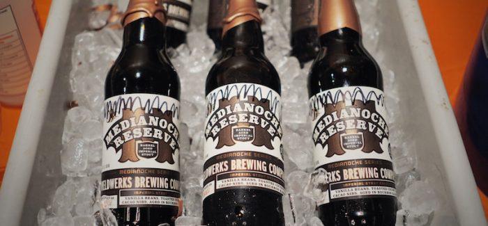 WeldWerks Brewing Medianoche Reserve