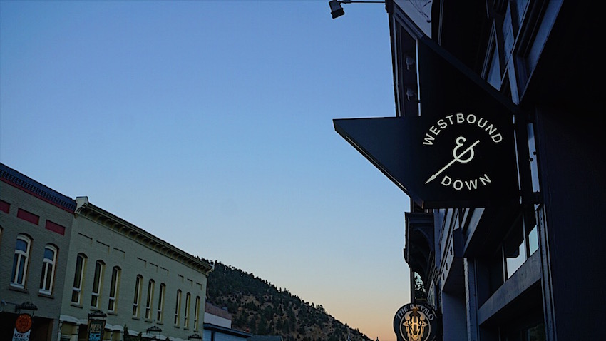 Westbound and Down Brewing Idaho Springs