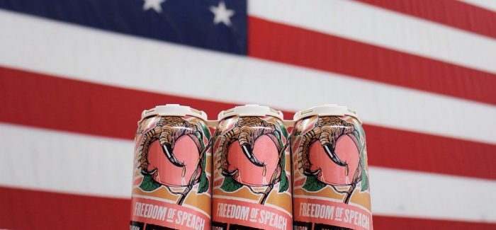 Fast Facts on Revolution Brewing's First Ever Sour: Freedom of Speach