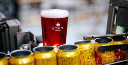 Stem Ciders Hibiscus Session Cider
