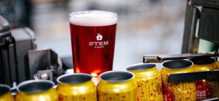 Stem Ciders Hibiscus Session Cider