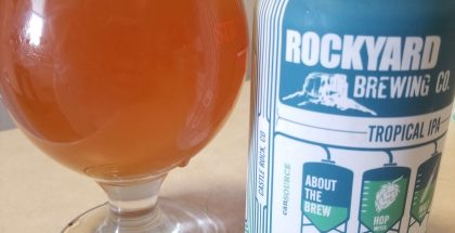 Rockyard Brewing Hopalypto
