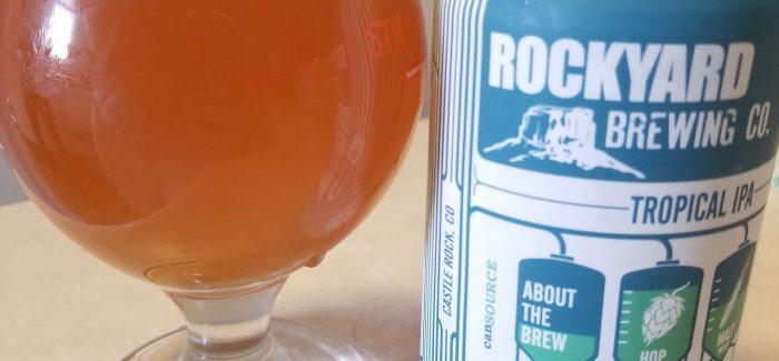 Rockyard Brewing Hopalypto