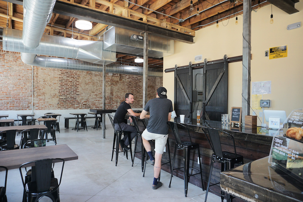 Novel Strand Brewing Taproom