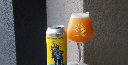 Tree House Brewing Juice Machine