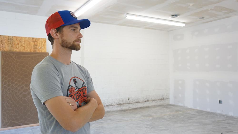 Cellar West Founder Zach Nichols