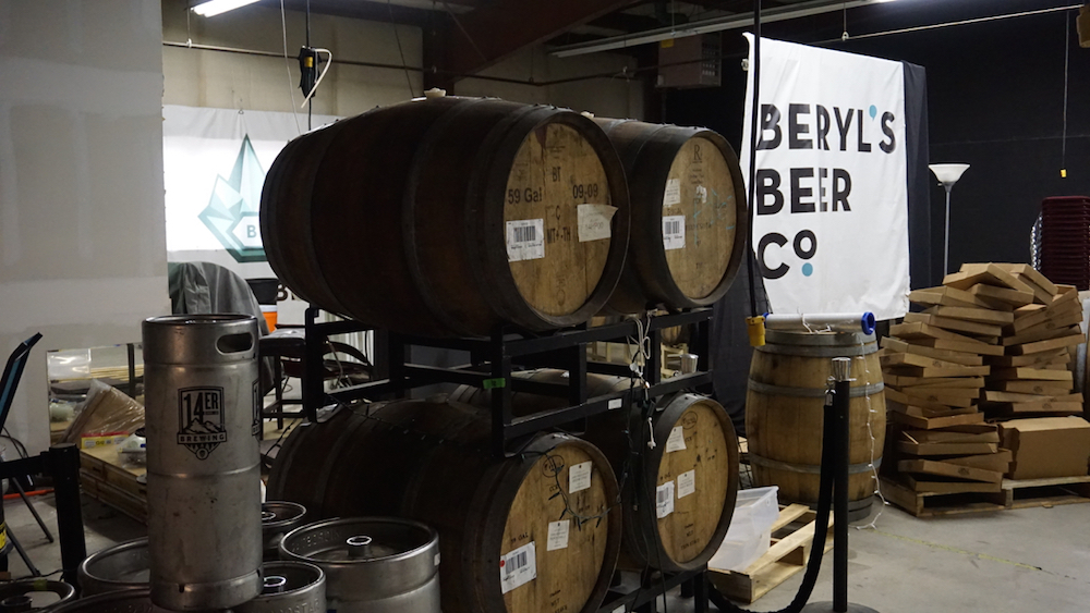 14er Brewing Beryl's Brewing