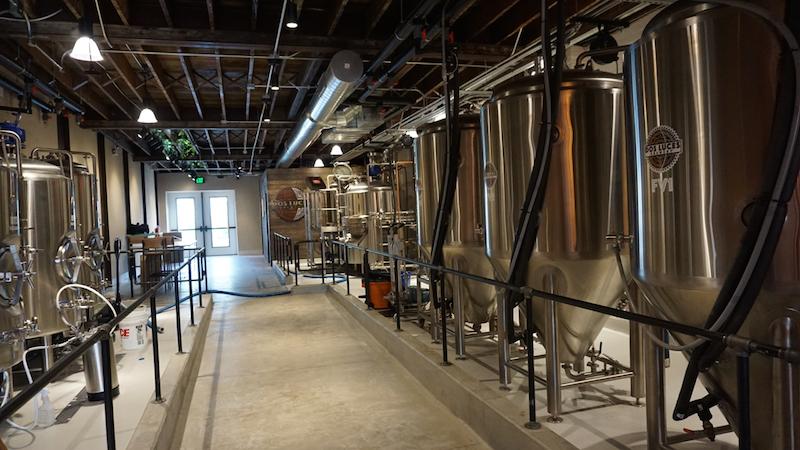 Dos Luces Brewery Denver