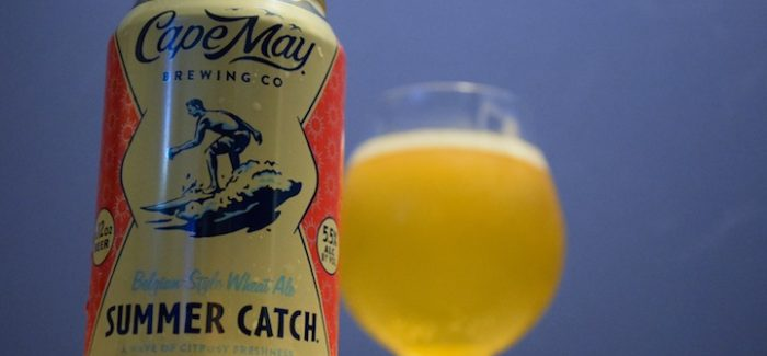 Cape May Brewing Company | Summer Catch