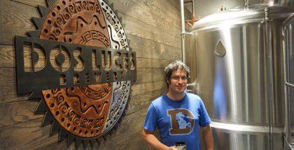 Dos Luces Founder Judd Belstock