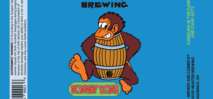 Hoof Hearted Brewing | Konkey Dong Double IPA