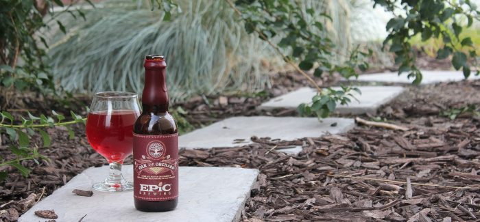 Epic Brewing Co. | Oak and Orchard: Release #11