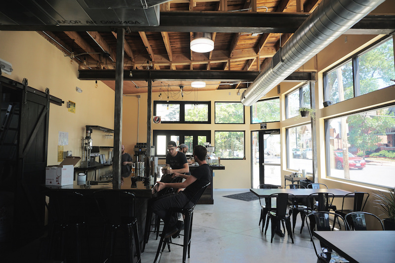 Queen City Collective Coffee Shop