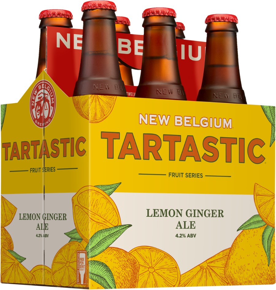 New Belgium Tarttastic Lemon Ginger