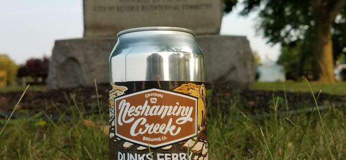 Neshaminy Creek Brewing Company | Dunks Ferry Dunkelweizen