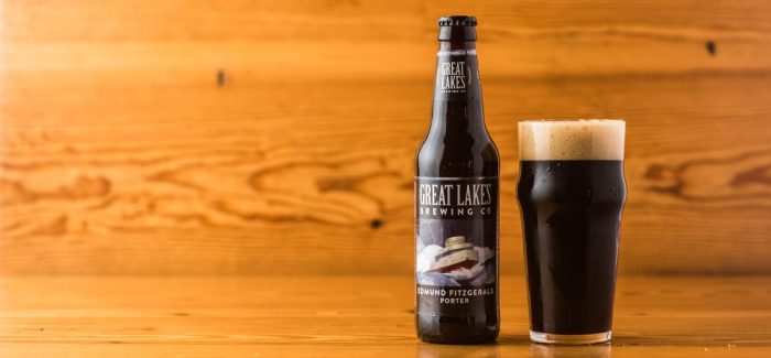 The OGs of Craft Beer | Great Lakes Brewing Edmund Fitzgerald Porter