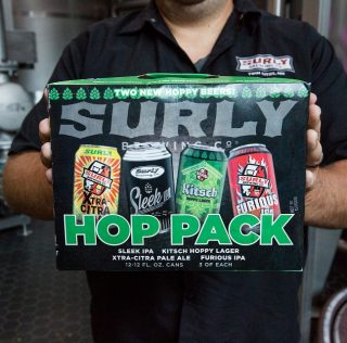 Fast Facts on Surly Brewing's New Hop Pack