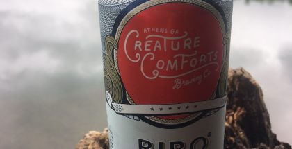 BIBO Pilsner by Creature Comforts Brewing