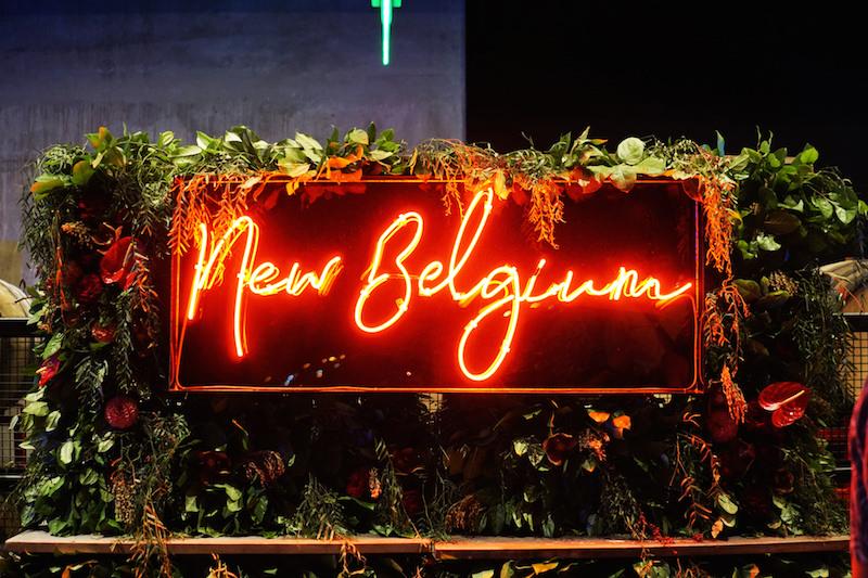 New Belgium Neon