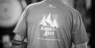 Save the Ales 2017 shirt
