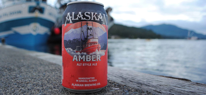 The OGs of Craft Beer | Alaskan Brewing Company – Amber