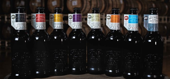 Goose Island Announces 2018 Bourbon County Stout Lineup