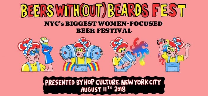 Hop Culture's 'Beers With(out) Beards' Aims to Promote Inclusivity for Women in Beer