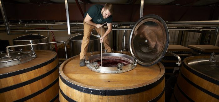 chad yakobson crooked stave foeder