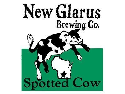 Spotted Cow Courtesy of New Glarus Brewing Co.