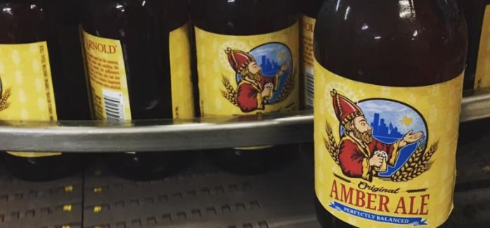 The OGs of Craft Beer | Saint Arnold Brewing Company – Amber Ale