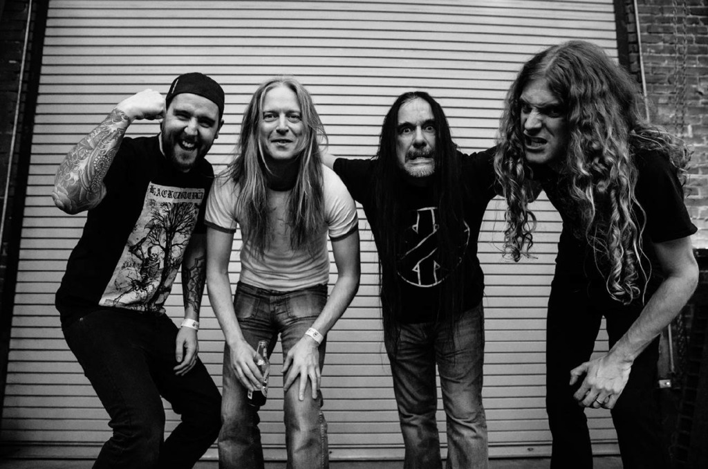 Carcass, Saturday Headliners of 2018 Surly Darkness Day