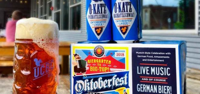 Urban Chestnut | O-Katz Oktoberfest Returns in 4 & 8 Packs