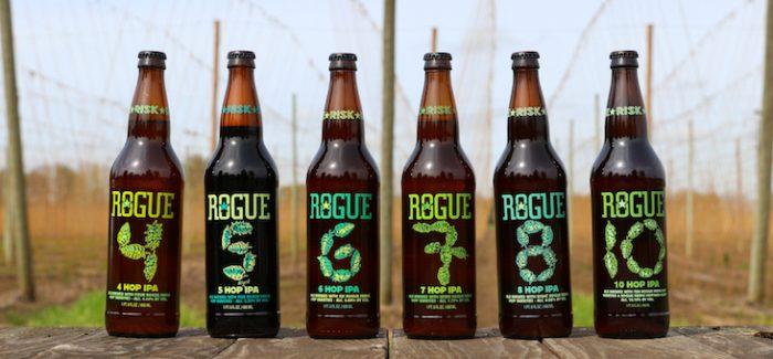 Rogue Ales Hop Family