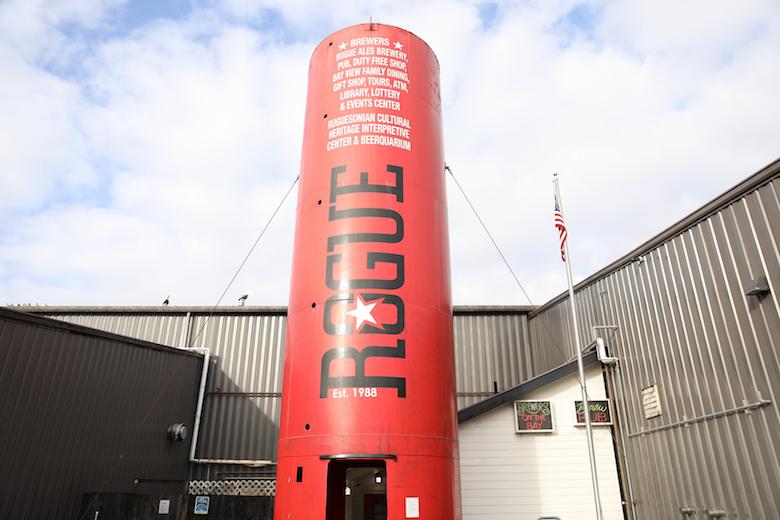 Rogue Ales Brewery