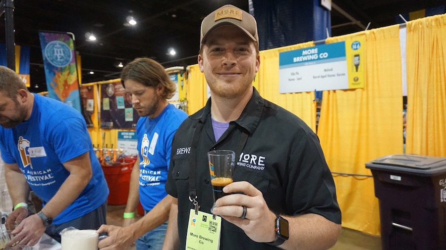More Brewing at GABF