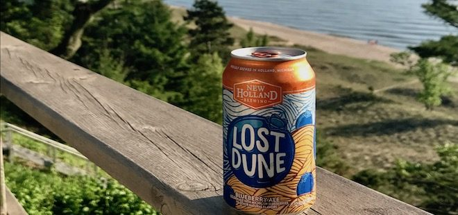 New Holland Brewing | Lost Dune Blueberry Ale