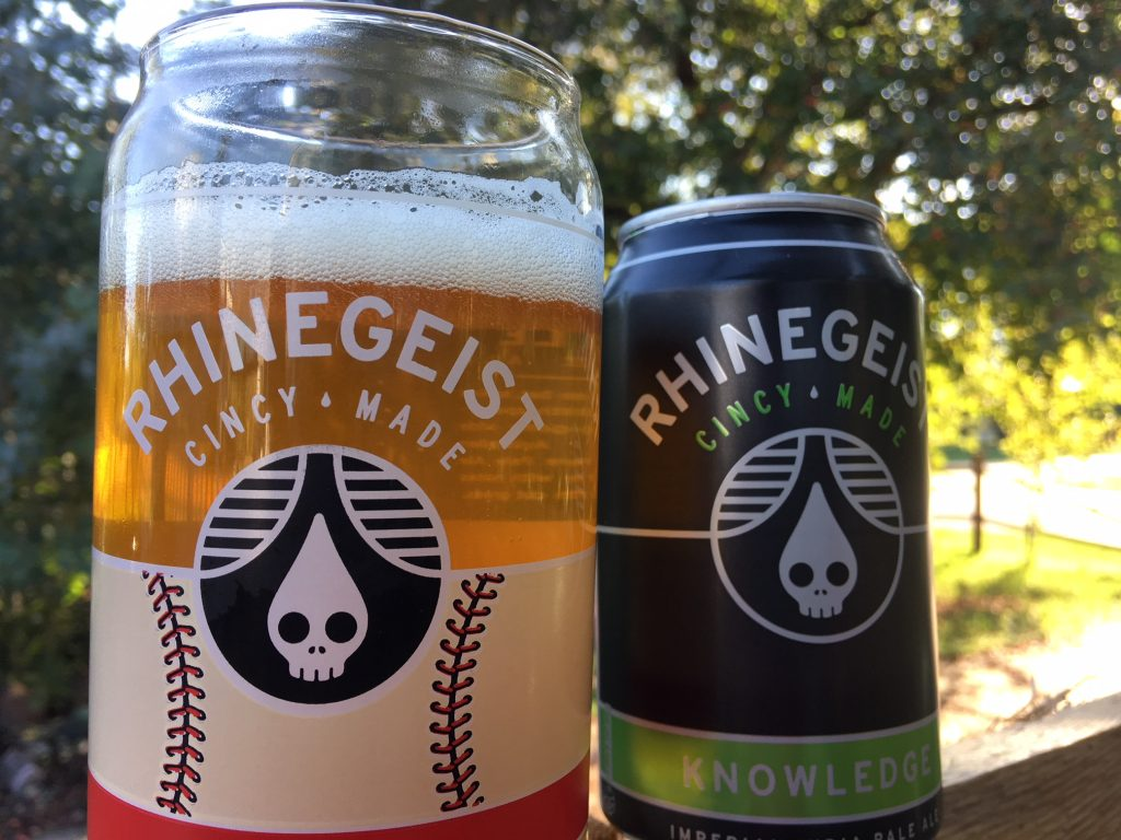 Knowledge IPA by Rhinegeist