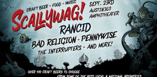 Event Preview | Scallywag! Craft Beer Meets Punk Rock
